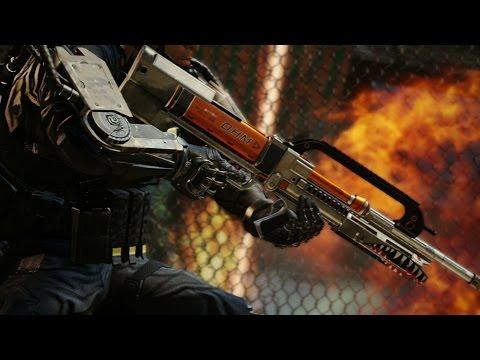 Trailer ufficiale dell'accesso anticipato all'arma diCall of Duty®: Advanced Warfare - Ascendance