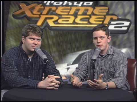 0 Classic Game Room reviews TOKYO XTREME RACER 2 for Dreamcast