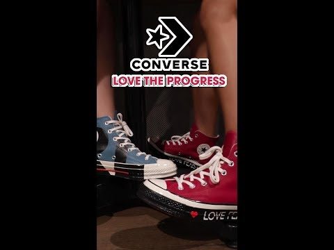Converse Chuck 70 Love The Progress - OOTD part 1 | SPORTS STYLE