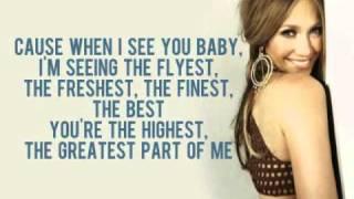 Watch Jennifer Lopez Greatest Part Of Me video