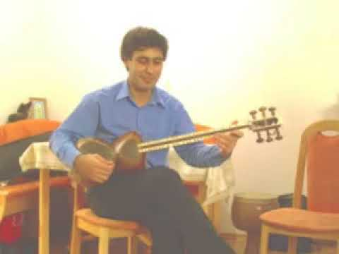Tar Iran Music  : Faramarz Kalantari is playing tar