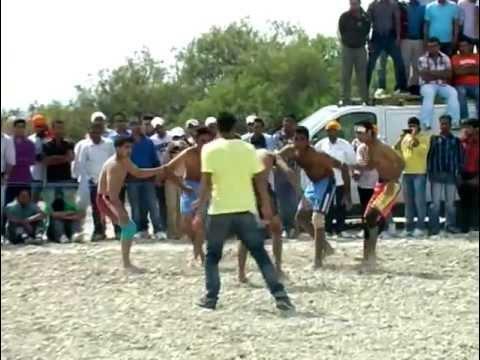 Vaisakhi Kabaddi Tournament Larnaca 2013