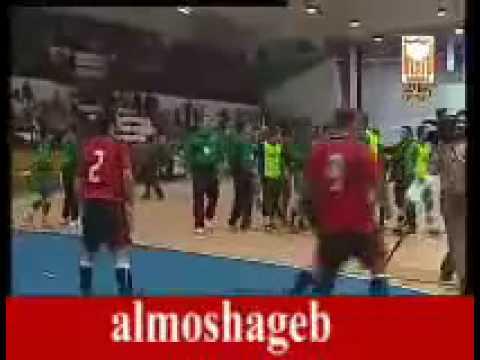 Egypt sport scandal   Libya مصر والفضا ئح الريا ضية  2006