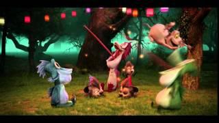 """""""Монстры на каникулах 2"""": вечеринка - Продолжительность: 4 секунды"""