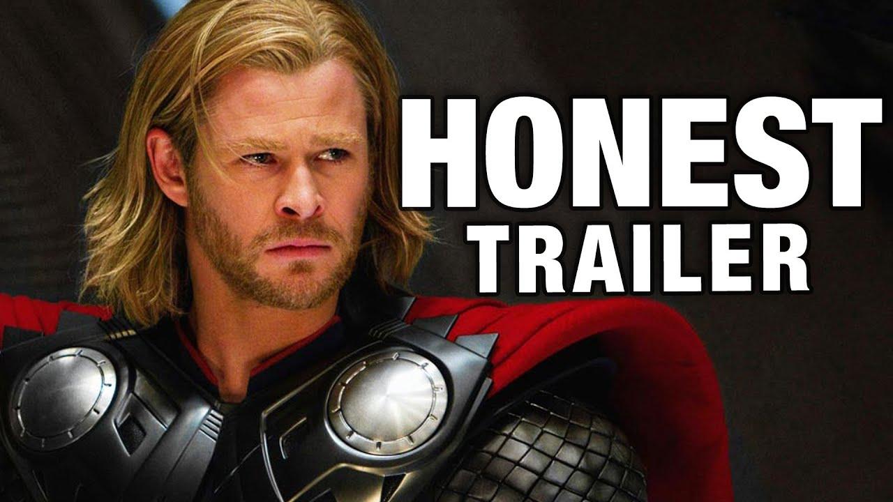 Thor ya tiene su Honesto Trailer
