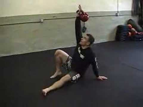 Kettlebell Conditioning for BJJ-MMA: Kettlebell Turkish Get-up Part 1 Image 1