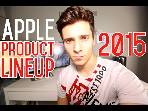 Apple Products 2015 - What To Expect, iPhone 6S, iPad Pro & iOS 9