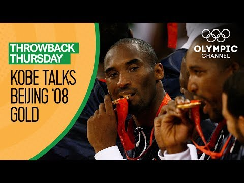 Kobe Bryant on reclaiming Olympic glory at Beijing 2008 | Moments In Time