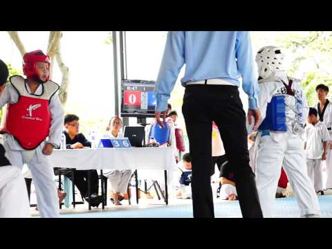 A62 Activity Malaysia Batu Pahat Kejohanan Moo Duk Kwan Taekwondo Negeri Johor 2015 ATSA Sparring