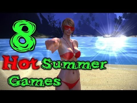 8 Hot Summer Break Games