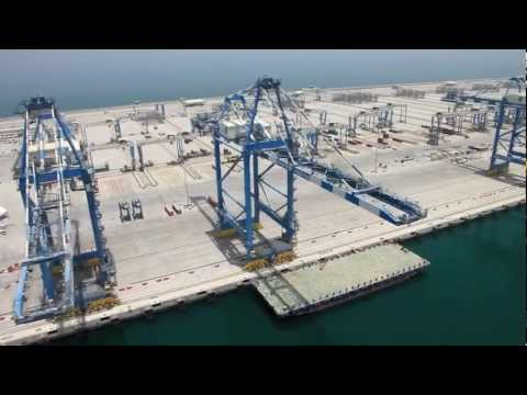 ADPC: Khalifa Port and Kizad May 2012