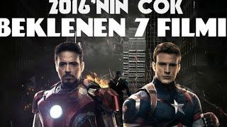 2016'nın En Çok Beklenen 7 Süper-Kahraman Filmi