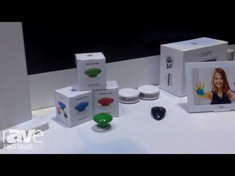 Integrate 2016: Fibaro Demos New Control Products for the Home with Z-Wave Capibilities