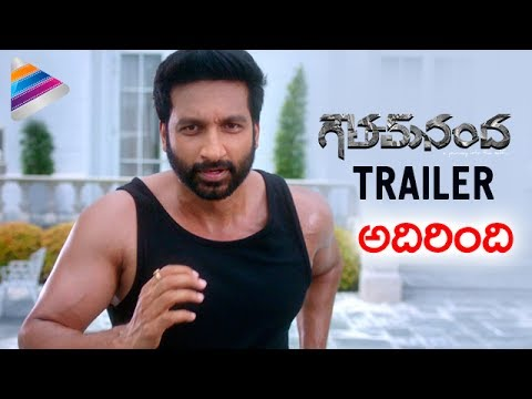 Goutham Nanda Theatrical Trailer | Gopichand | Hansika | Catherine | Latest Telugu Movie Trailers thumbnail