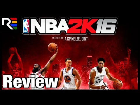 Review: NBA 2K16 (Xbox One)