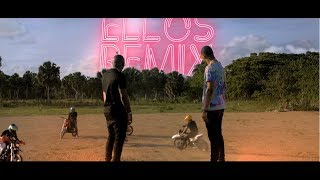 Ceky Viciny Ft. Secreto El Famoso Biberon - Ellos REMIX |Video Oficial|