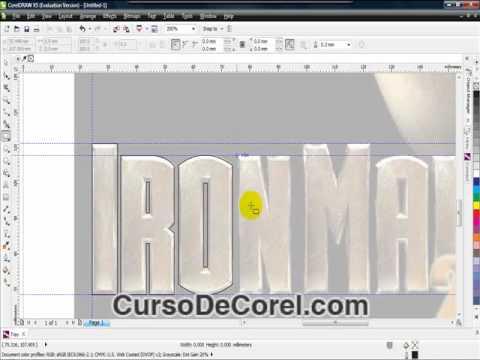 Ironman Logo Drawings Como Hacer Logo de Ironman en