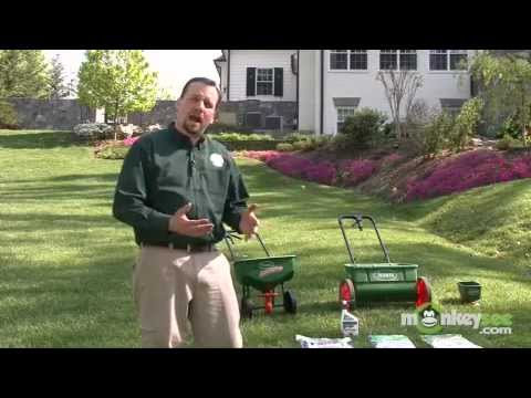 Fertilizing and Preventing Crabgrass