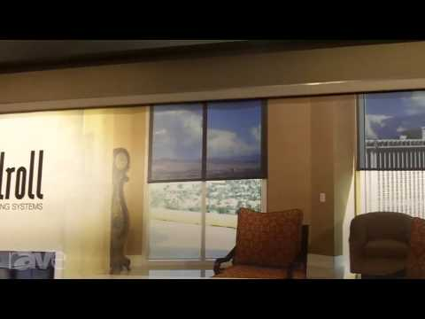 CEDIA 2013: Insolroll Talks About its Interior and Exterior Solar Shade Solutions