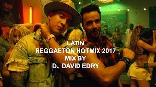 LATIN REGGAETON HOTMIX 2017, Luis Fonsi, Daddy Yankee, WISIN, Maluma, J Balvin, Ozuna NICKY JAM