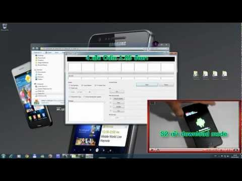 how to root galaxy s2