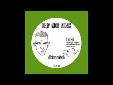 Loefah - Disko Rekah (DEEP MEDi Musik)