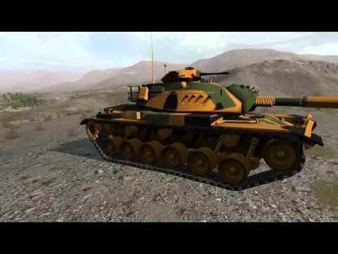 Turkish Mod Team - Turkish Mod V.1.0 Arma 2:CO Release Trailer