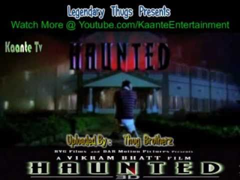 Haunted 3D Hindi Horror Movie promo