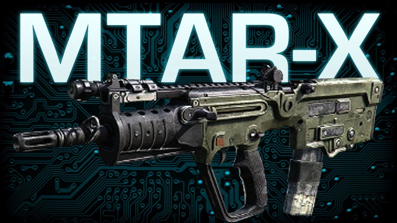 Mtar x call of duty ghosts weapon guide amp gun review youtube