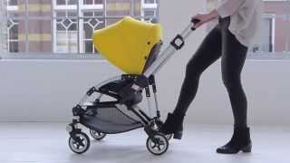 Bugaboo bee³ stroller full demo