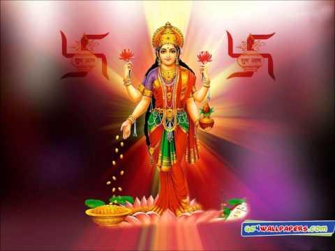 Mahalakshmi Slokam by Sankaran Namboothiri....