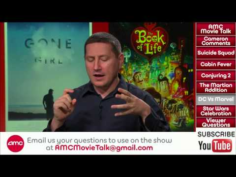 AMC Movie Talk - TERMINATOR GENISYS Insight From James Cameron
