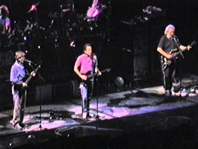 China Cat ~ Know You Rider - Grateful Dead - 3-25-1993 - Chapel Hill, NC (set2-01)