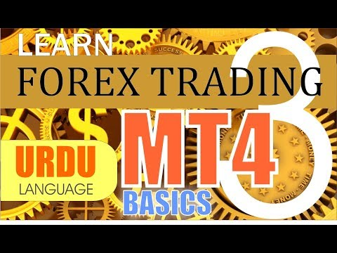 Learn meta trader 4 step by step in urdu and hindi l part 3