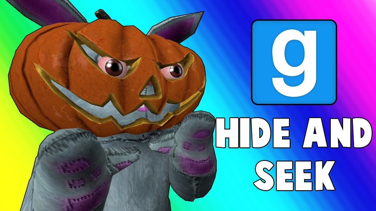 Gmod Hide and Seek Funny Moments - Halloween 2017 Edition! (Garry's Mod)