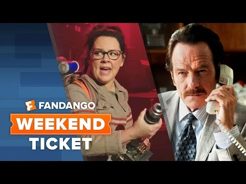 Ghostbusters, The Infiltrator, Café Society | Weekend Ticket
