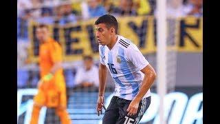 RODRIGO BATTAGLIA | Debut vs Colombia (12/9/18)