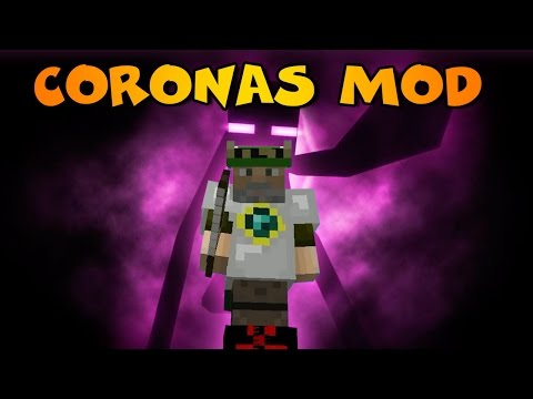 CORONAS MOD   WEAR YOUR ENEMIES MOD   Minecraft Mod Review