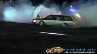 TUFFST BLOWN WAGON AT BURNOUTS UNLEASHED 2014