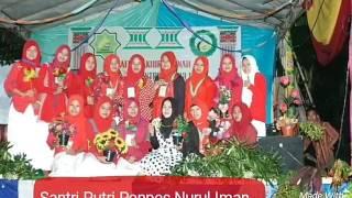 download lagu Suara Merdu Santri Putri Nurul Iman.  Palias.rumpin.bogor gratis