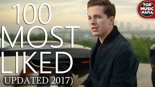 Download Top 100 Most LIKED Songs Of All Time (March 2017) #1 3Gp Mp4
