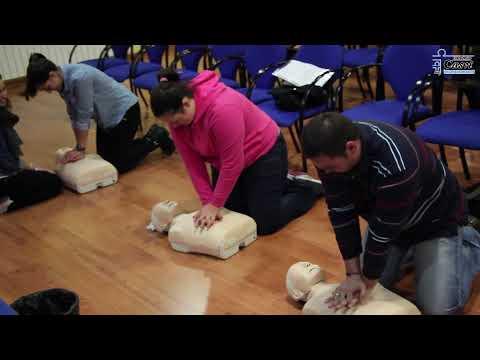 Curso práctico sobre Reanimación Cardiopulmonar en Casvi