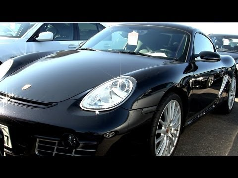 2008 Porsche Cayman Sports Package 24K LHD - Japanese Car Auctions - Auto Access Japan