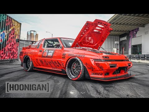 Hoonigan Urban Dictionary >> [HOONIGAN] DT 164: 1988 Chrysler Conquest Gone Mad #MitsubishiStarion