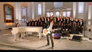 Aerosmith Dream On With Southern California Children 39 S Chorus Boston Marathon Bombing Tribute