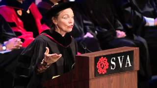 5. Commencement Speaker's Address: Laurie Anderson