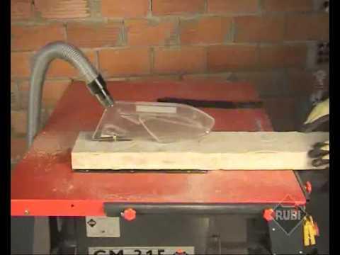 Cortadora electrica para madera