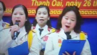 Khúc hát ru người mẹ lính  Hương xưa biểu diễn