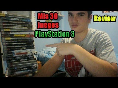 Mis Juegos de PlayStation 3 (PS3)   Mi colección de juegos de PS3 2014   30 Juegos   SnakeEater566