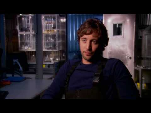 Alex O'loughlin (Whiteout Interview)